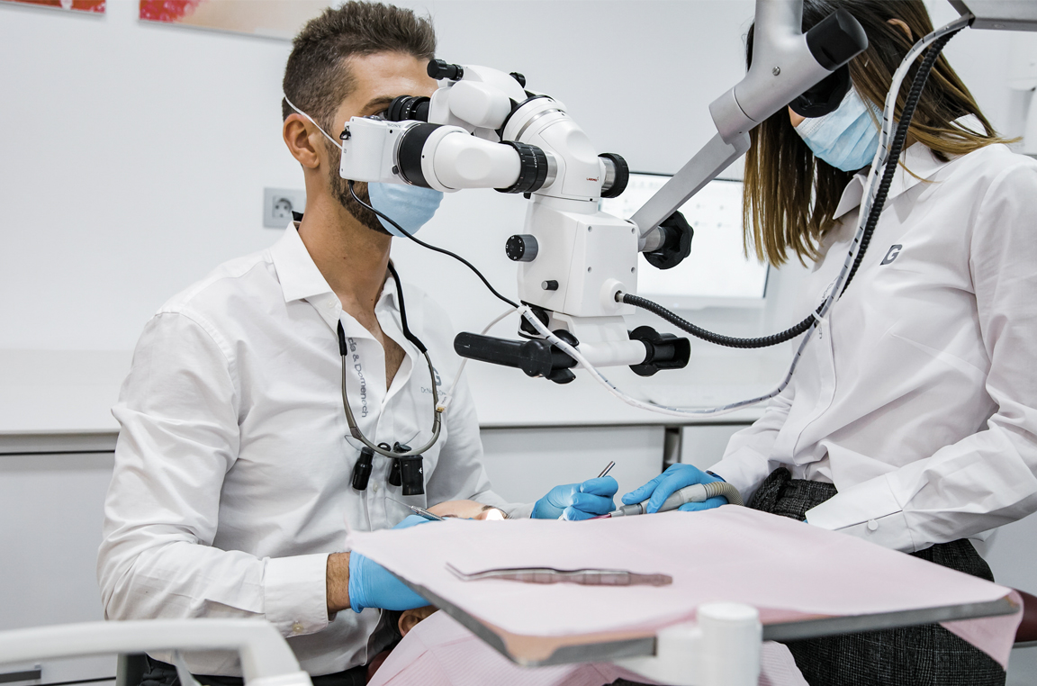 micro odontología
